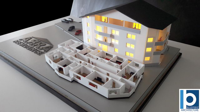 Residential Scale Model