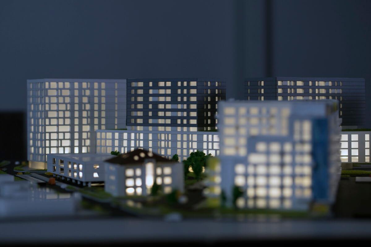 Residential Buildings Model