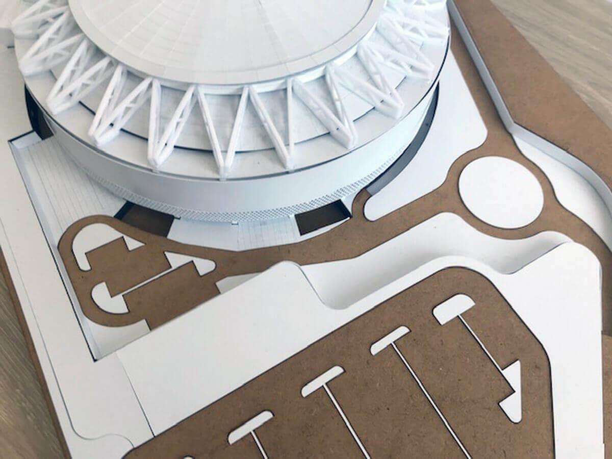 stadium conceptual model