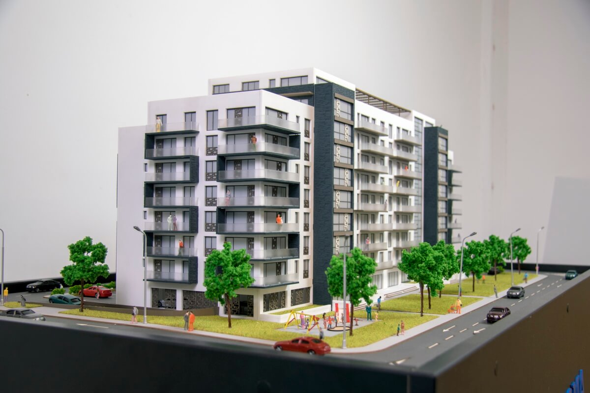 Apartment Development Model