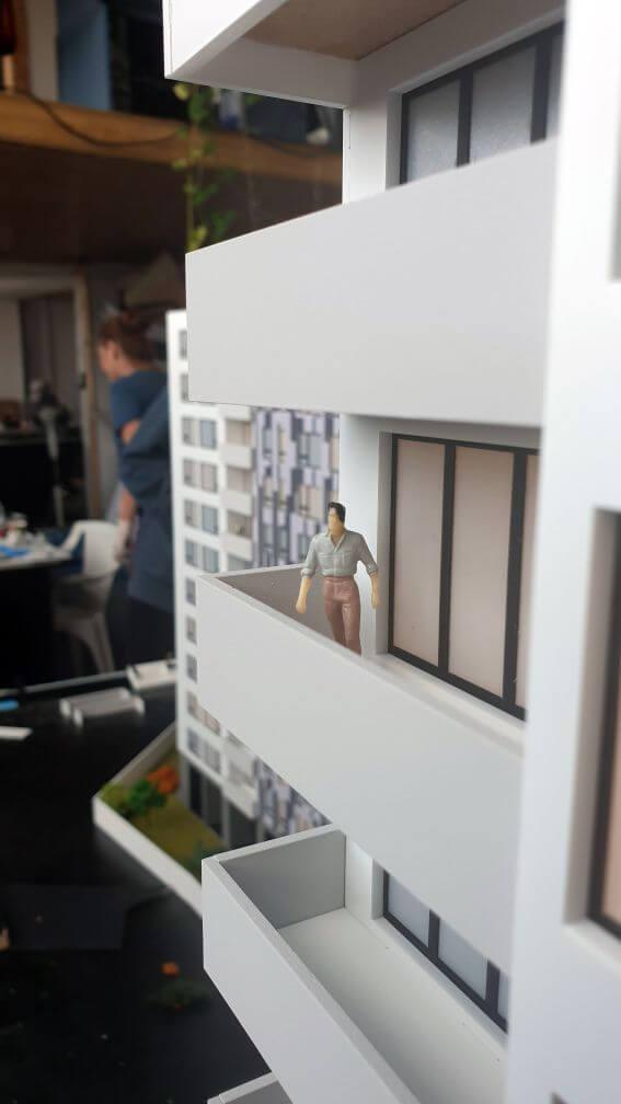 metropolitan Residential Model