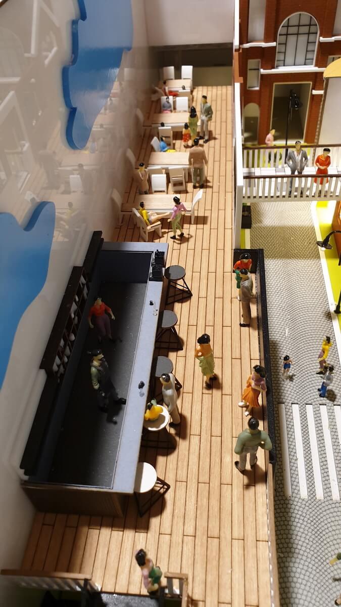 terrace model