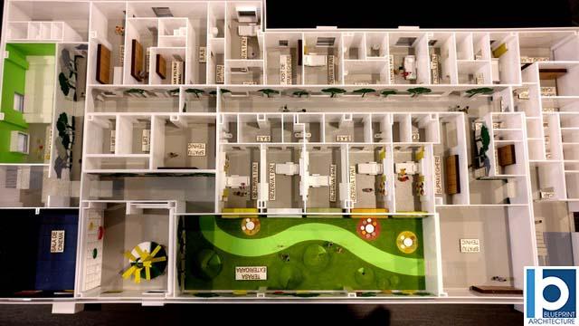 Detailed-Floor-Hospital-Model