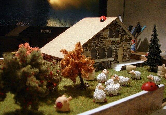 Gift Model House