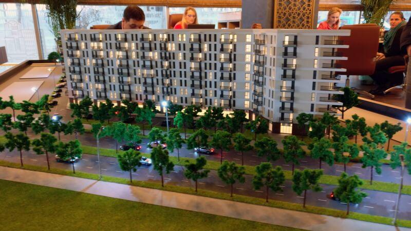 Real Estate Development Model