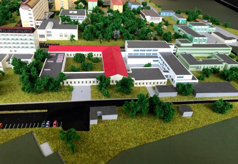Campus Model