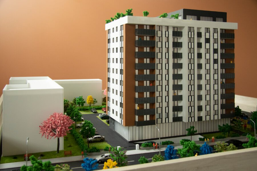 Residence Scale Model